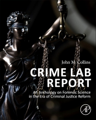 Cover image for Crime Lab Report