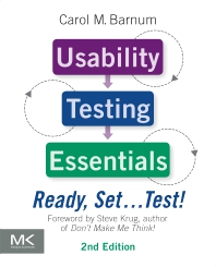 Cover image for Usability Testing Essentials