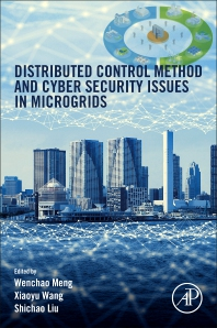 Cover image for Distributed Control Methods and Cyber Security Issues in Microgrids
