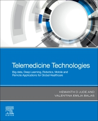 Cover image for Telemedicine Technologies