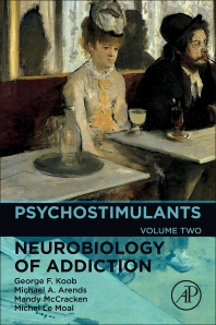 Cover image for Psychostimulants