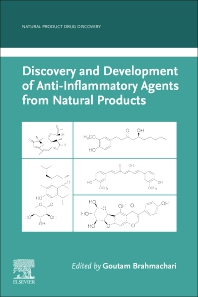 Cover image for Discovery and Development of Anti-inflammatory Agents from Natural Products