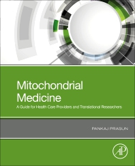 Cover image for Mitochondrial Medicine
