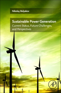 Sustainable Power Generation - 1st Edition - ISBN: 9780128170120