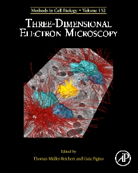 Cover image for Three-Dimensional Electron Microscopy