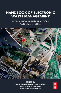 Cover image for Handbook of Electronic Waste Management
