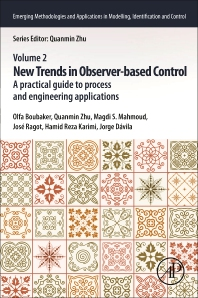 Cover image for New Trends in Observer-based Control