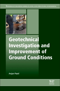 Cover image for Geotechnical Investigations and Improvement of Ground Conditions