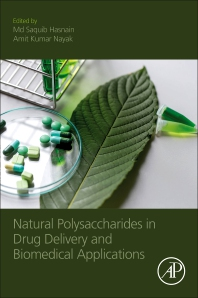 Cover image for Natural Polysaccharides in Drug Delivery and Biomedical Applications