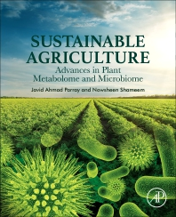 Cover image for Sustainable Agriculture: Advances in Plant Metabolome and Microbiome