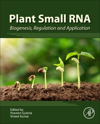 Cover image for Plant Small RNA