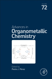 Advances in Organometallic Chemistry - 1st Edition - ISBN: 9780128171172, 9780128171189