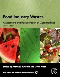 Cover image for Food Industry Wastes