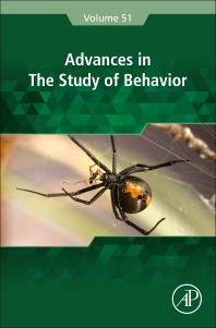 Advances in the Study of Behavior - 1st Edition - ISBN: 9780128171240, 9780128171257