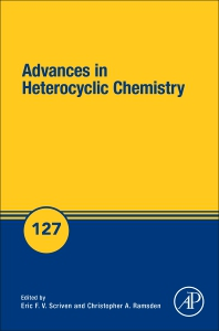 Advances in Heterocyclic Chemistry - 1st Edition - ISBN: 9780128171493, 9780128171509