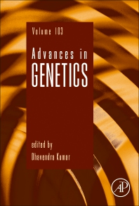 Advances in Genetics - 1st Edition - ISBN: 9780128171592, 9780128171608