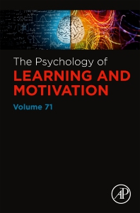 Cover image for The Psychology of Learning and Motivation