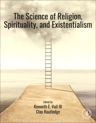 Cover image for The Science of Religion, Spirituality, and Existentialism