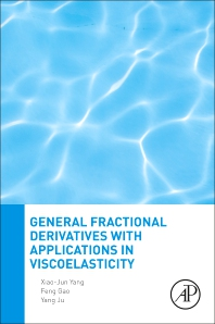 Cover image for General Fractional Derivatives with Applications in Viscoelasticity