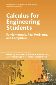 Cover image for Calculus for Engineering Students