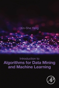 Cover image for Introduction to Algorithms for Data Mining and Machine Learning