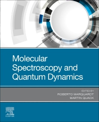 Cover image for Molecular Spectroscopy and Quantum Dynamics