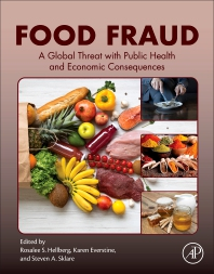 Cover image for Food Fraud