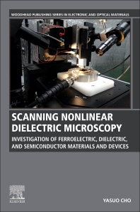 Cover image for Scanning Nonlinear Dielectric Microscopy