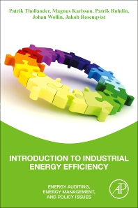 Cover image for Introduction to Industrial Energy Efficiency