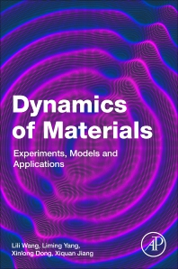 Cover image for Dynamics of Materials