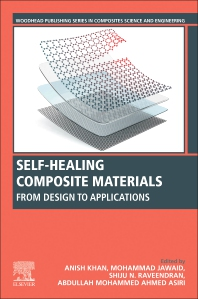 Cover image for Self-Healing Composite Materials