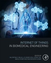 Cover image for Internet of Things in Biomedical Engineering