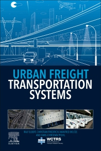 Cover image for Urban Freight Transportation Systems