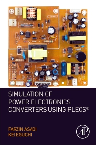 Cover image for Simulation of Power Electronics Converters Using PLECS®