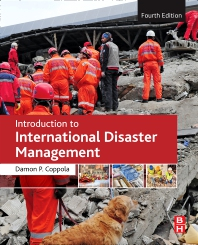 Cover image for Introduction to International Disaster Management