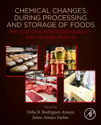 Cover image for Chemical Changes during Processing and Storage of Foods