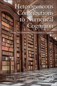 Cover image for Heterogeneous Contributions to Numerical Cognition