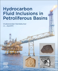 Cover image for Hydrocarbon Fluid Inclusions in Petroliferous Basins