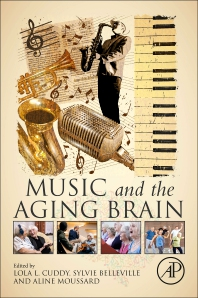 Cover image for Music and the Aging Brain