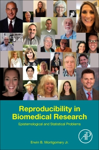 Cover image for Reproducibility in Biomedical Research