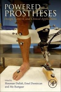 Powered Prostheses - 1st Edition - ISBN: 9780128174500