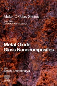 Cover image for Metal Oxide Glass Nanocomposites