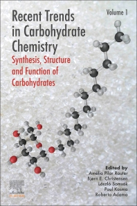 Cover image for Recent Trends in Carbohydrate Chemistry