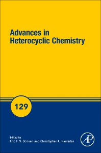Advances in Heterocyclic Chemistry - 1st Edition - ISBN: 9780128174739, 9780128174746
