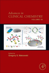 Advances in Clinical Chemistry - 1st Edition - ISBN: 9780128174777, 9780128174784