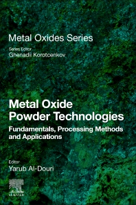 Cover image for Metal Oxide Powder Technologies