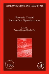 Cover image for Photonic Crystal Metasurface Optoelectronics