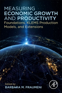 Cover image for Measuring Economic Growth and Productivity