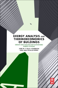 Exergy Analysis and Thermoeconomics of Buildings - 1st Edition - ISBN: 9780128176115, 9780128176122