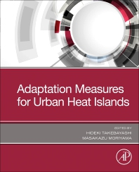 Cover image for Adaptation Measures for Urban Heat Islands